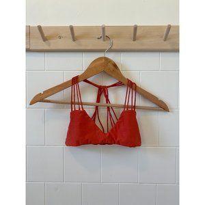 Mikoh Strappy Bikini Top